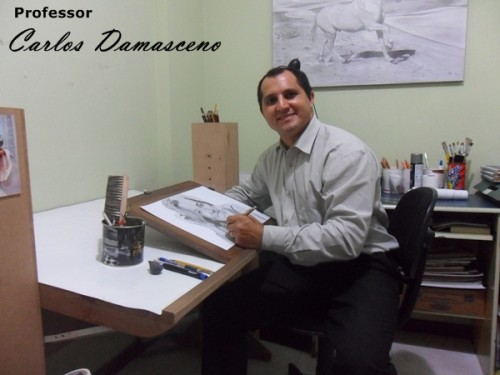 Professor Carlos Damasceno
