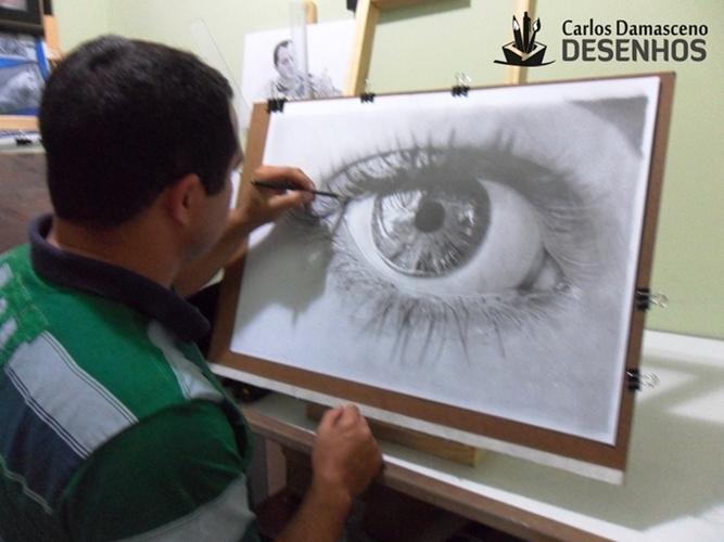 Curso de desenho realista gratis