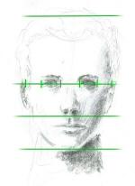 Desenho de Retrato