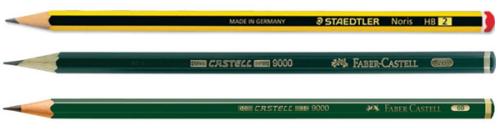 materiais para desenho realista - meus tres lápis