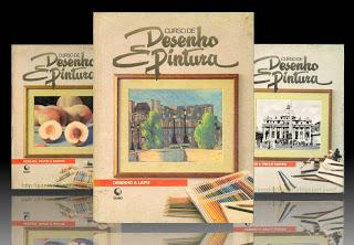 Curso de desenho e pintura completo 60+ LIVROS DE DESENHO GRÁTIS