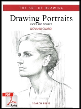 Drawing Portrats Giovanni Civardi1 60+ LIVROS DE DESENHO GRÁTIS
