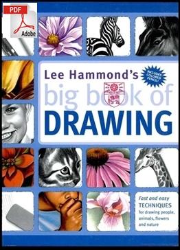 Grabde Livro de Desenho com Lee Hammond1 60+ LIVROS DE DESENHO GRÁTIS