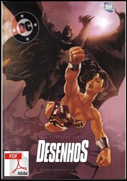 Guia Oficial DC Comics Desenhos1 60+ LIVROS DE DESENHO GRÁTIS