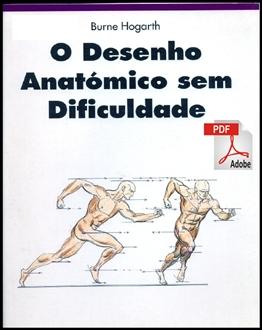 O Desenho Anatômico sem Dificulfade1 60+ LIVROS DE DESENHO GRÁTIS