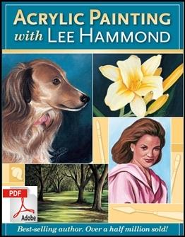 Pintura Acrílica com Lee Hammond1 60+ LIVROS DE DESENHO GRÁTIS