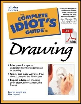 The Complet Idiot´s Guide Drawing1 60+ LIVROS DE DESENHO GRÁTIS