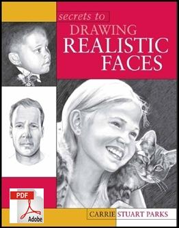 secrets to drawing realistic faces1 60+ LIVROS DE DESENHO GRÁTIS