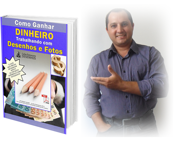 BANNER COMO GANAHR DINHEIRO COM DESENHOS E FOTOS 3
