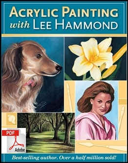 Pintura Acrílica com Lee Hammond