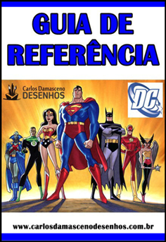 guia de referencia dc 60+ LIVROS DE DESENHO GRÁTIS