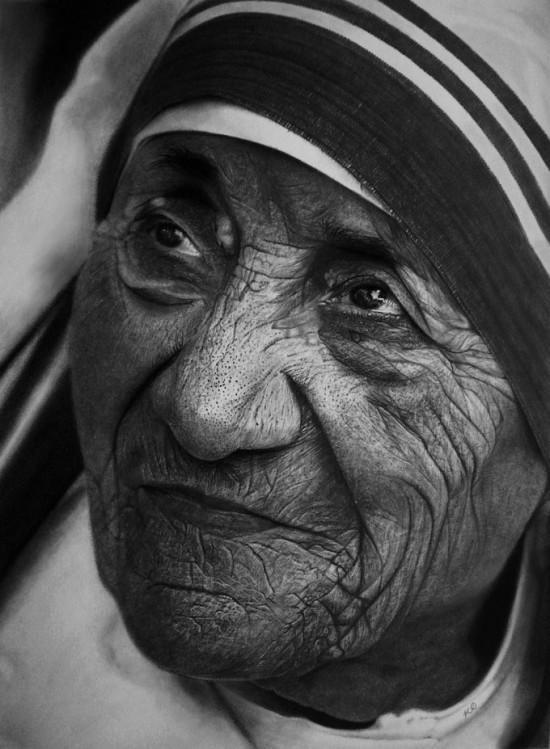 Kelvin-Okafour-Mother-Teresa-550x749