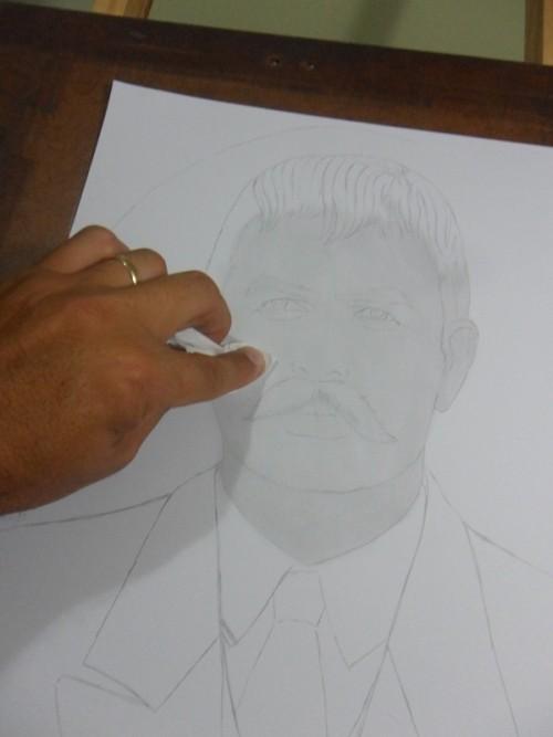 Desenho Realista Marchides 2