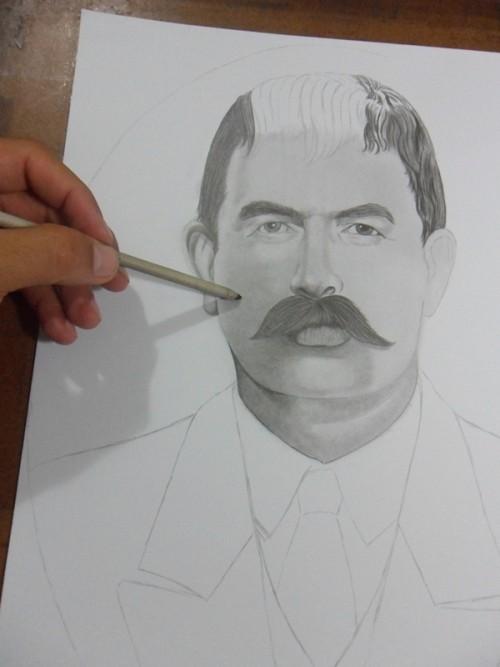 Desenho Realista Marchides 3