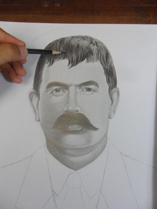 Desenho Realista Marchides 4