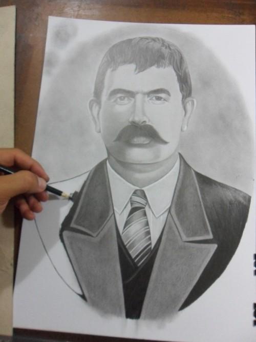 Desenho Realista Marchides 5