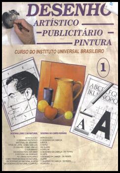 CURSO DE DESENHO INSTITUTO UNIVERSAL 1
