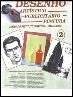 CURSO DE DESENHO INSTITUTO UNIVERSAL 2