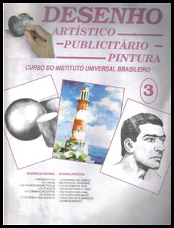 CURSO DE DESENHO INSTITUTO UNIVERSAL 3
