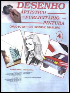 CURSO DE DESENHO INSTITUTO UNIVERSAL 4