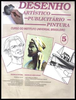 CURSO DE DESENHO INSTITUTO UNIVERSAL 5