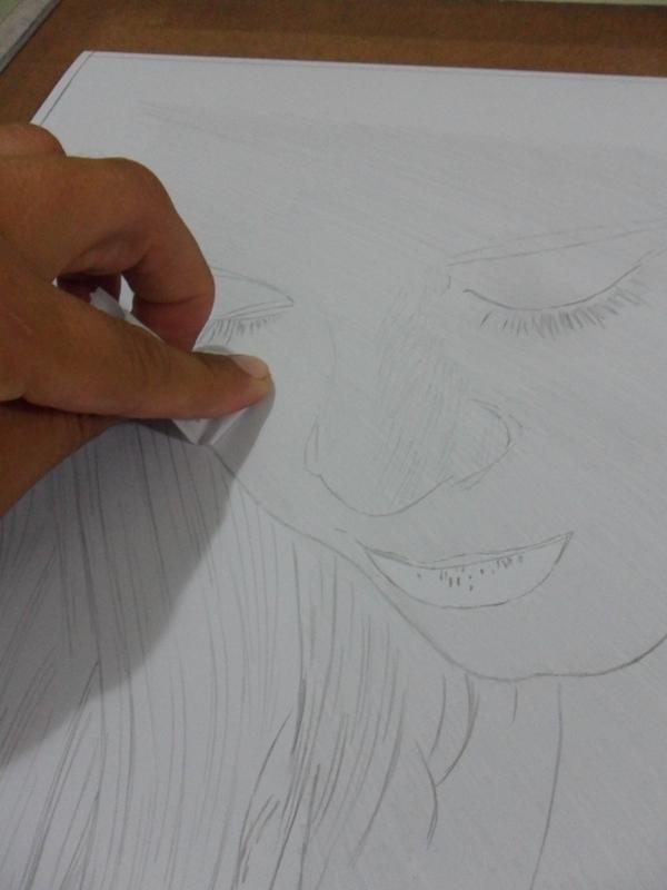 Desenho realista Brisa 3
