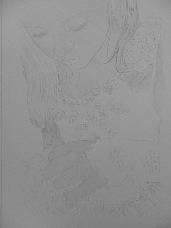 Desenho realista Brisa 4