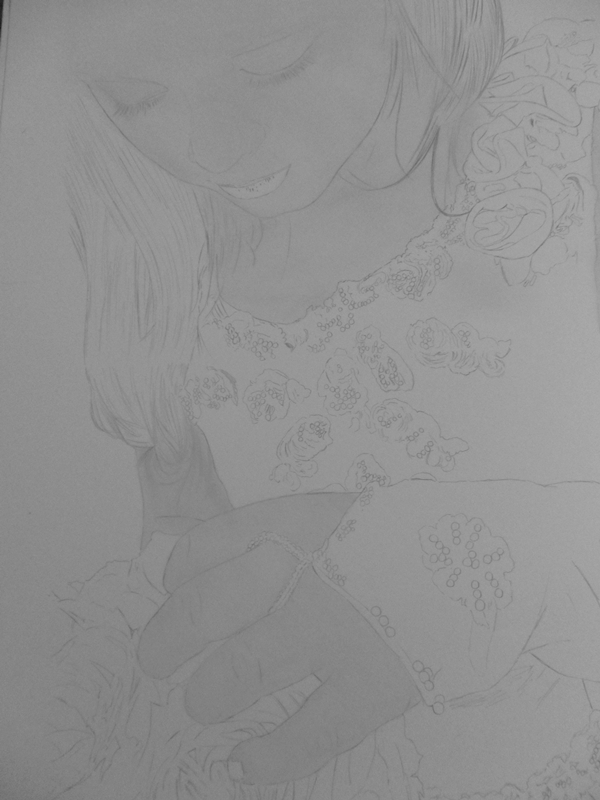 Desenho realista Brisa 5
