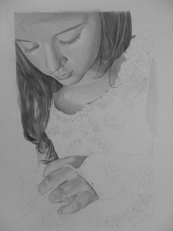 Desenho realista Brisa 7