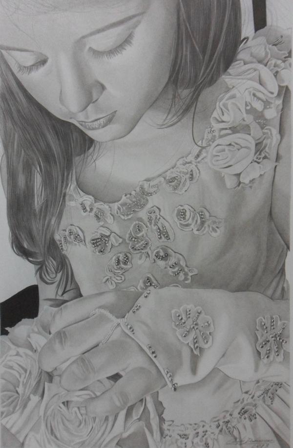 Desenho realista Brisa 8