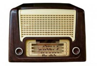 radio velho