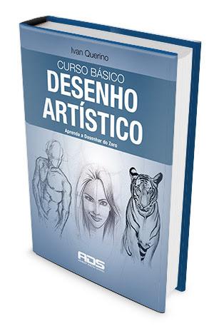 Curso Básico de Desenho Artistico