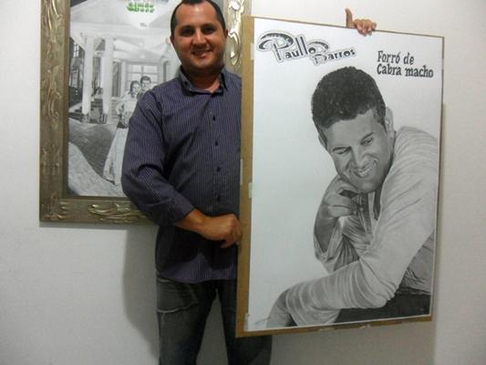 Carlos Damasceno desenhar Paulo Barros 600x800