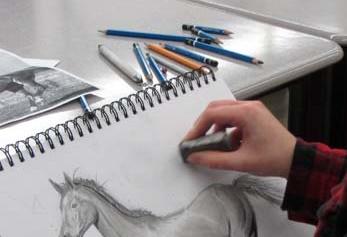Que material de desenho usar