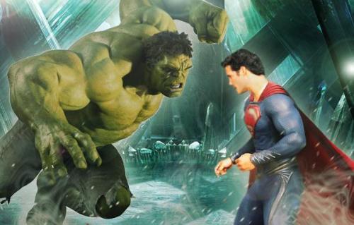 superman-vs-hulk