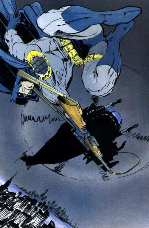 Batman O Cavaleiro Das Trevas De Frank Miller Aulas De Desenho