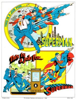 DC superman lopez