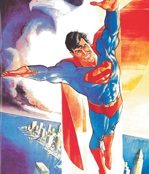 O Super-Homem de García-López (Foto: Divulgação)