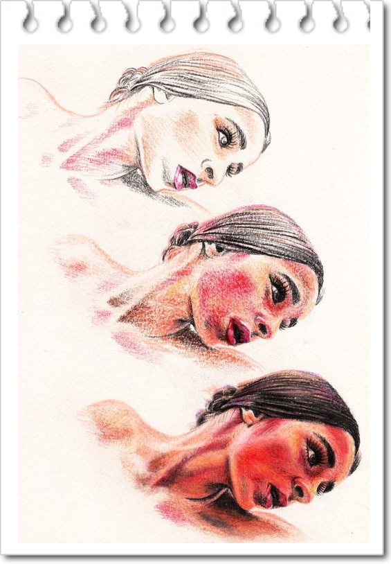 25 anatomia Estudo Desenhos por Veri Apriyatno - Tutorial para Iniciantes 12