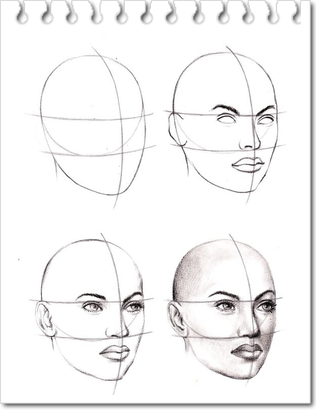 25 anatomia Estudo Desenhos por Veri Apriyatno - Tutorial para Iniciantes 6