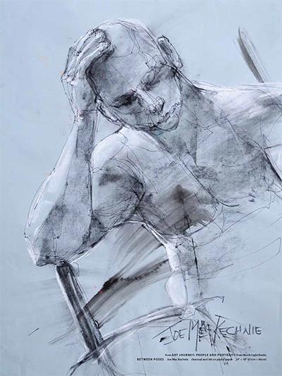 um desenho de retrato 2