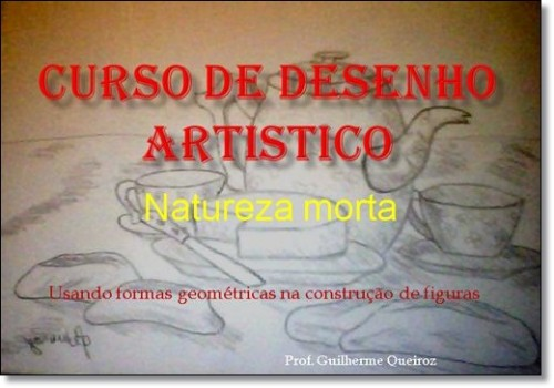 Curso Online de Desenho artístico, Natureza morta