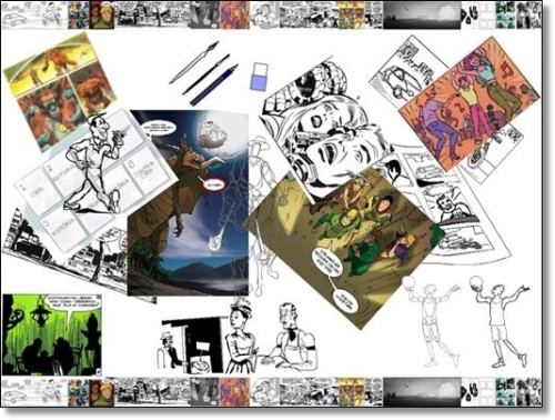 Curso Online de História em Quadrinhos