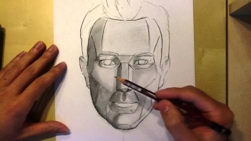 técnicas básicas para um bom desenho