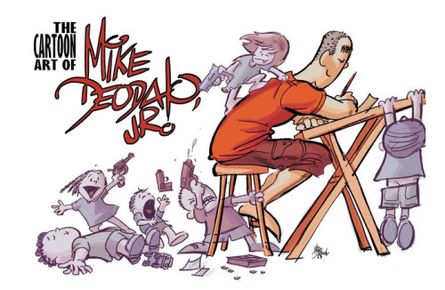The-Cartoon-Art-of-Mike-Deodato