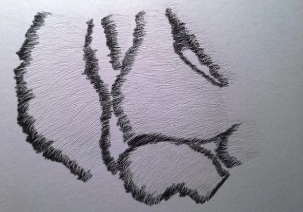 como desenhar as listras do tigre 10