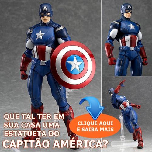 CAPITÃO AMÉRICA - ALIEXPRESS