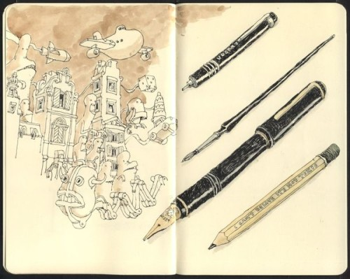 moleskine_sketchbook_Mattias_Adolfsson