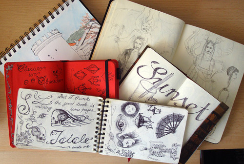 Fonte da Imagem: http://cwtam.inobscuro.com/meet-the-sketchbooks-100/