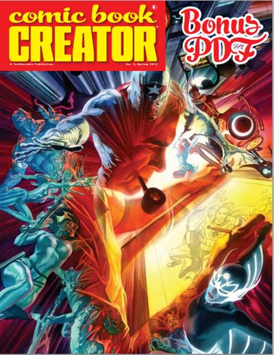 comic criator 1